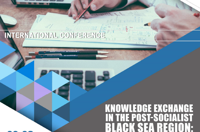 """(Română) Hybrid Conference at Moldova State University  """"Knowledge Exchange in the Post-Socialist Black Sea Region: From Closed Systems to Dialogue"""""""
